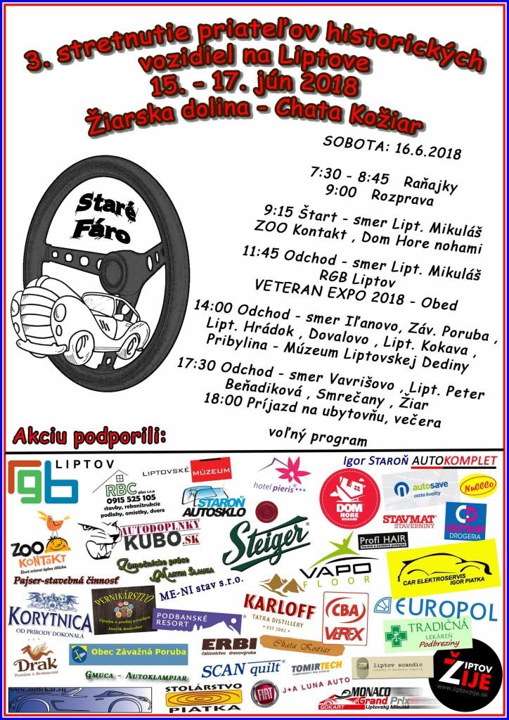 Liptov akcie udalosti lipovzije liptov zije veteran expo stretnutie priateľov historických vozidiel na Liptove