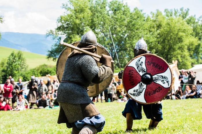 Liptov akcie udalosti lipovzije liptov zije festival utgard 2018 festival vcasneho stredoveku 2018
