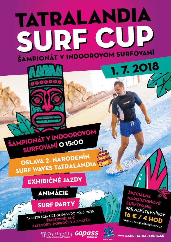Liptov akcie udalosti lipovzije liptov zije surf cup tatralandia aquapark