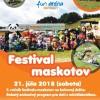 Liptov akcie udalosti lipovzije liptov zije park snow donovaly festival maskotov