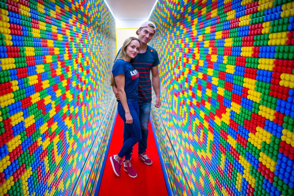 Liptov akcie udalosti lipovzije liptov zije galeria ilusia otvorenie opticke klamy 3d malby trickart trick-art