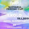 Liptov akcie udalosti lipovzije liptov zije slovakia freeski cup slopestyle jasna